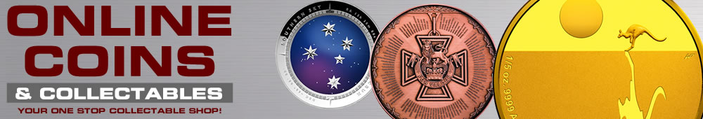 Online Coins and Collectables - Your One Stop Collectables Shop